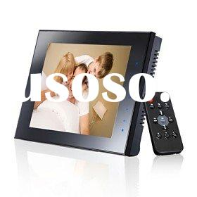 Wireless Digital Photo Frame - 8.0-inch LCD Touch Screen - 800x600 Pixels - With Wifi - 8MB Internal