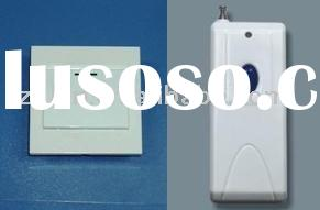 Wireless remote control light switch/ intelligent wall switch