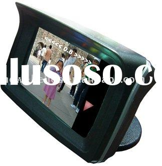 "With Camera and 2.3"" TFT Monitor Auto Video Parking Sensor"