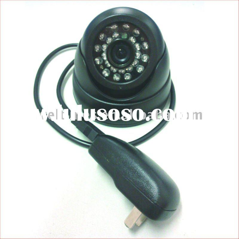 With SD card recording dome camera/network camera/security dvr