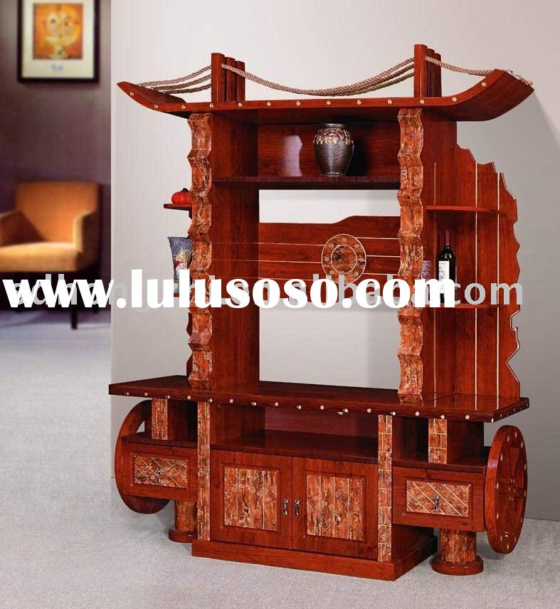 Wooden LCD TV Stand 893# Entertainment Center