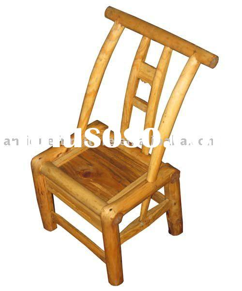 Wooden chair,Pine wood furniture,Chinese antique furniture