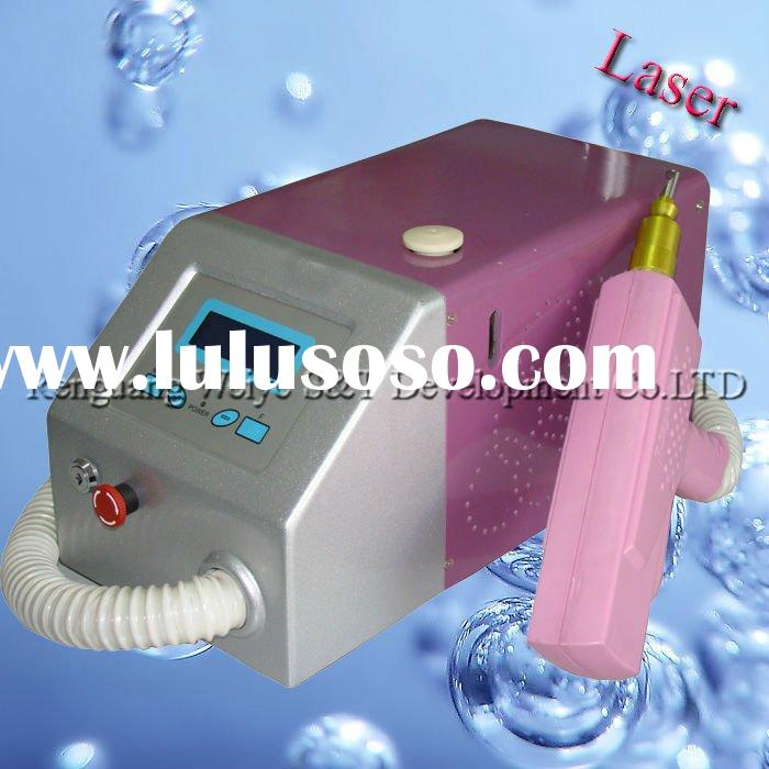 YAG laser tattoo removal beauty equipment