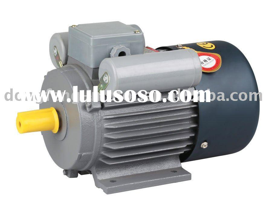 YC series heavy single phase capacitor start induction electric motor