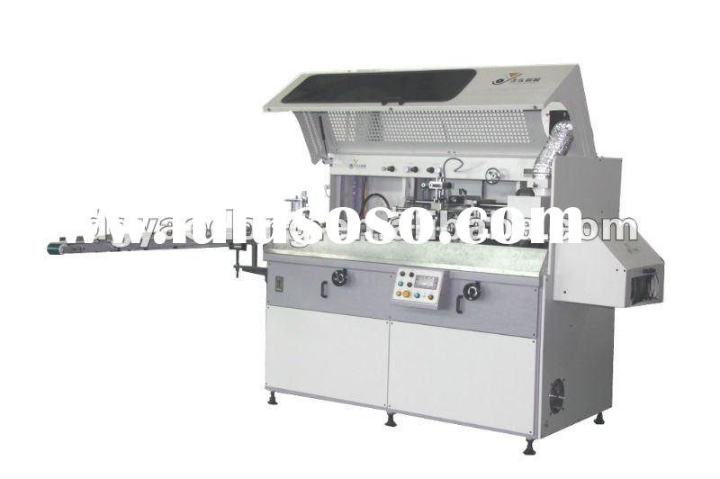 YD-SPA102/1C Automatic silk Screen Printing Machinery & UV Curing System