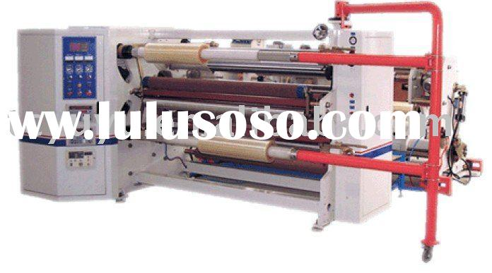 YU-3310 Tape,Film,Paper Slitting Rewinding Machine