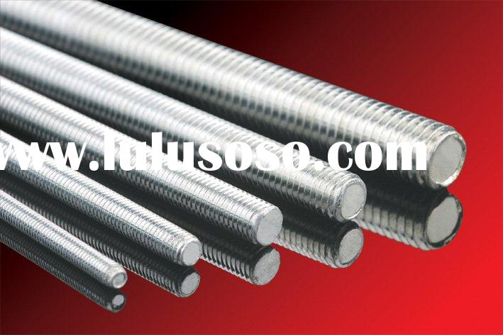Zinc threaded rod cutter