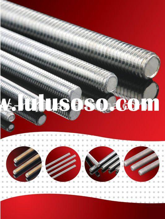 Zinc threaded rod hangers