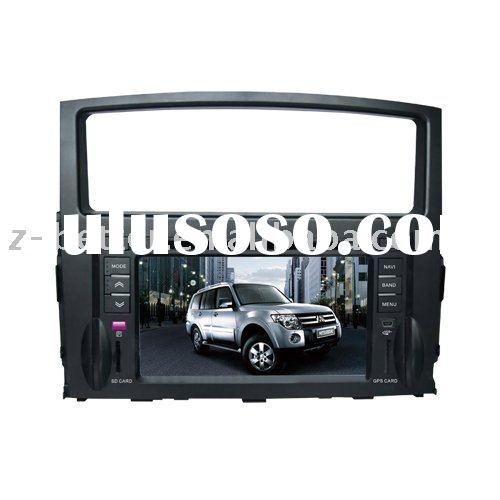 (HOT Sell) car dvd player for Mitsubishi Pajero with gps