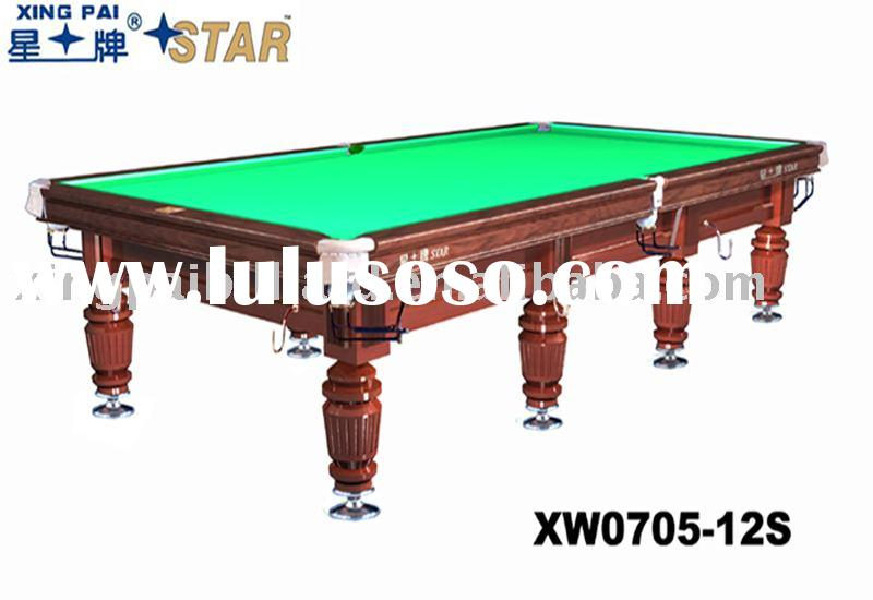 Star Strachan Snooker Tables Star Strachan Snooker Tables