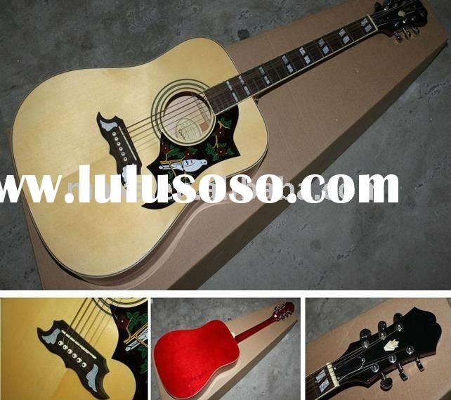 acoustic electric Guitar & Bass