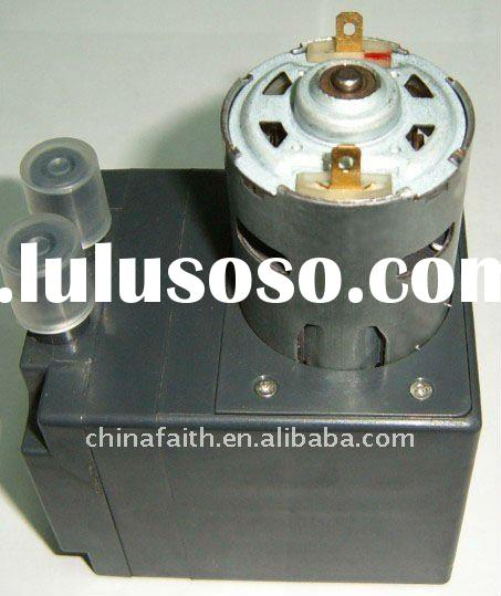 air compressor function,Brush mini electric air pump,vacuum pump 12v