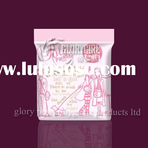 anion sanitary napkin package