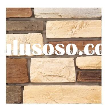 artificial culture stone for wall decoration