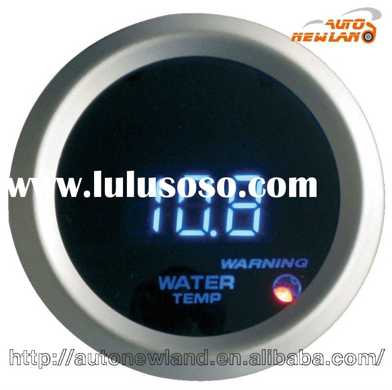 auto / car digital water temp gauge / meter