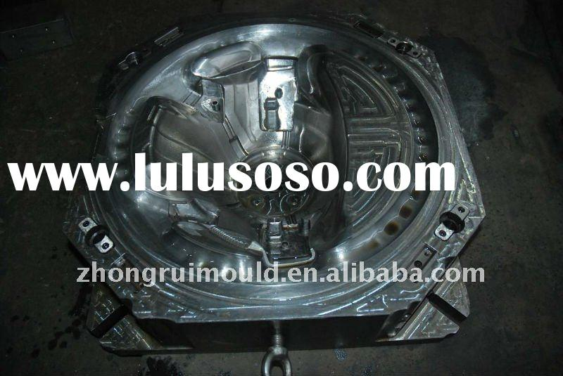 auto part mould, auto steering wheel PU mould