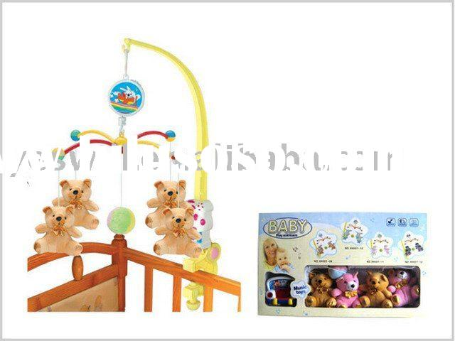 baby mobile musical toy