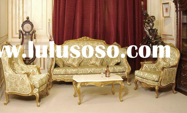 baroque style furniture living room sofa sets