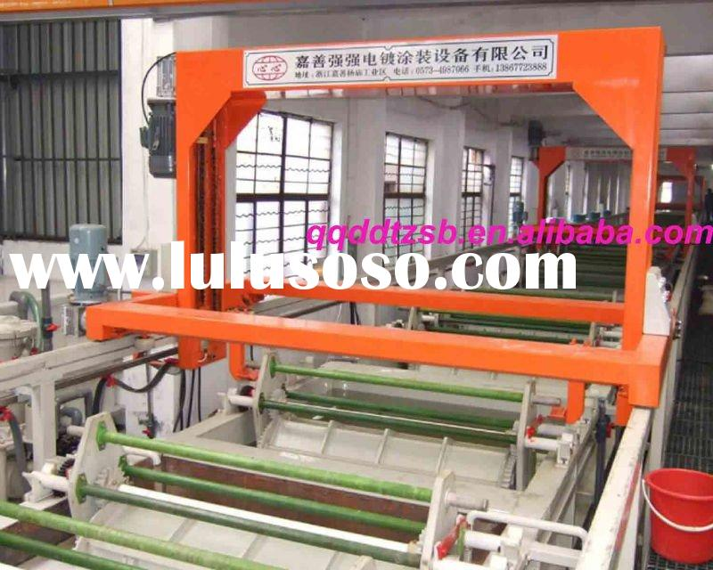 barrel electroplating equipment