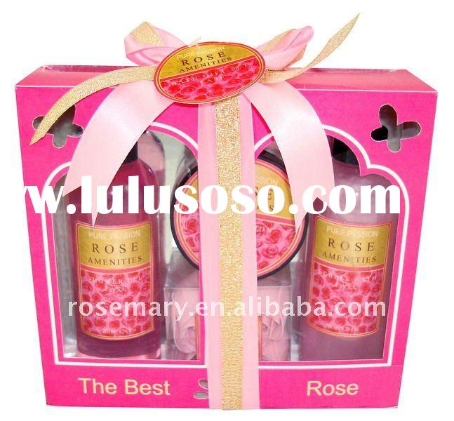bath and body works for rose fragrance