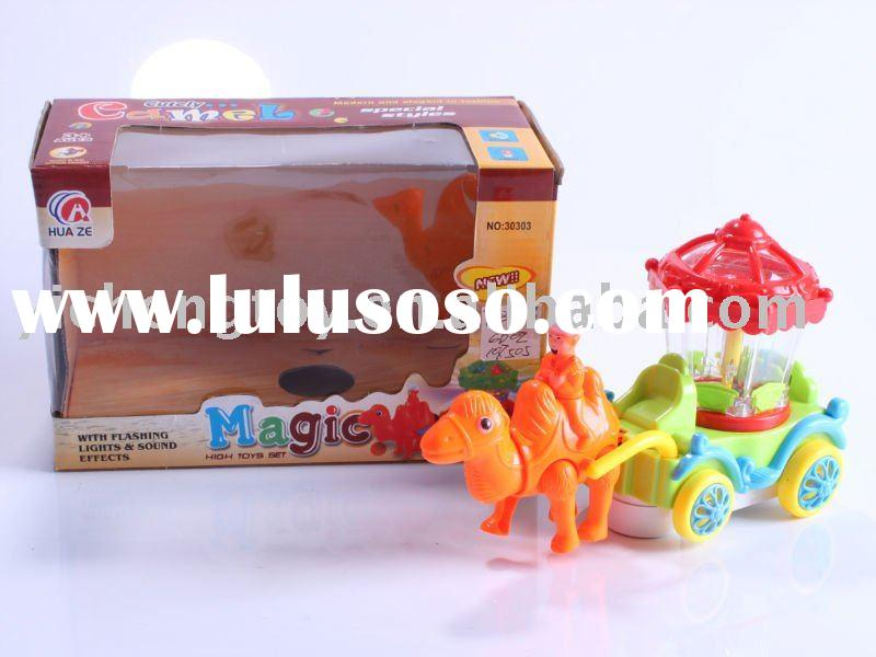 battery operated toy car BO camel car