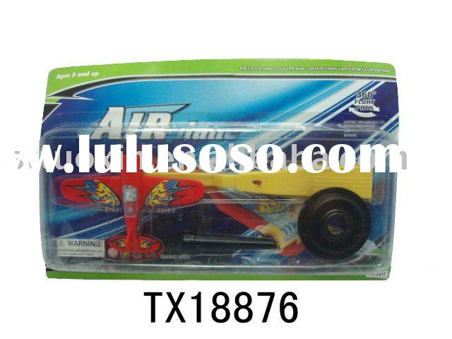 battery operated toy plane with flash