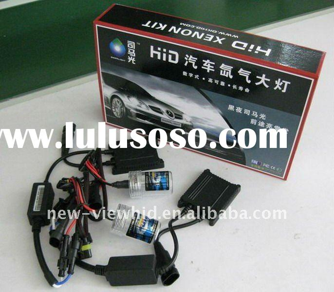 best HID conversion kit for car xenon headlights with CE FCC certificate