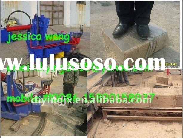 block compressing machine for mushroom cultivation=