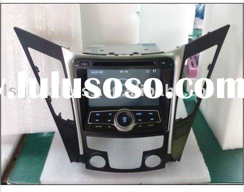 car dvd player for Hyundai Sonata 2011 with gps, radio rds, ipod, tv, bluetooth, canbus steering, ne