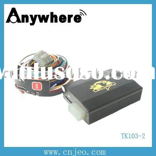 car gps tracker tk103-2 ,real time tracking, gprs+sms