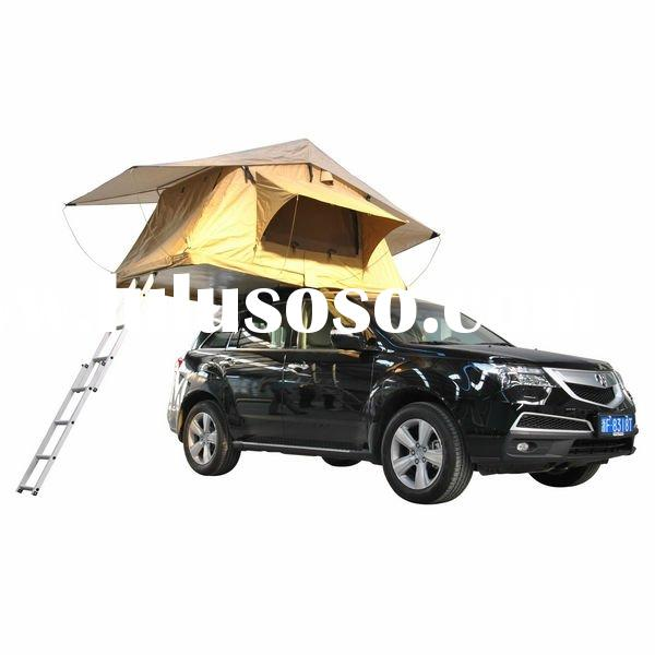 car top roof camping tent
