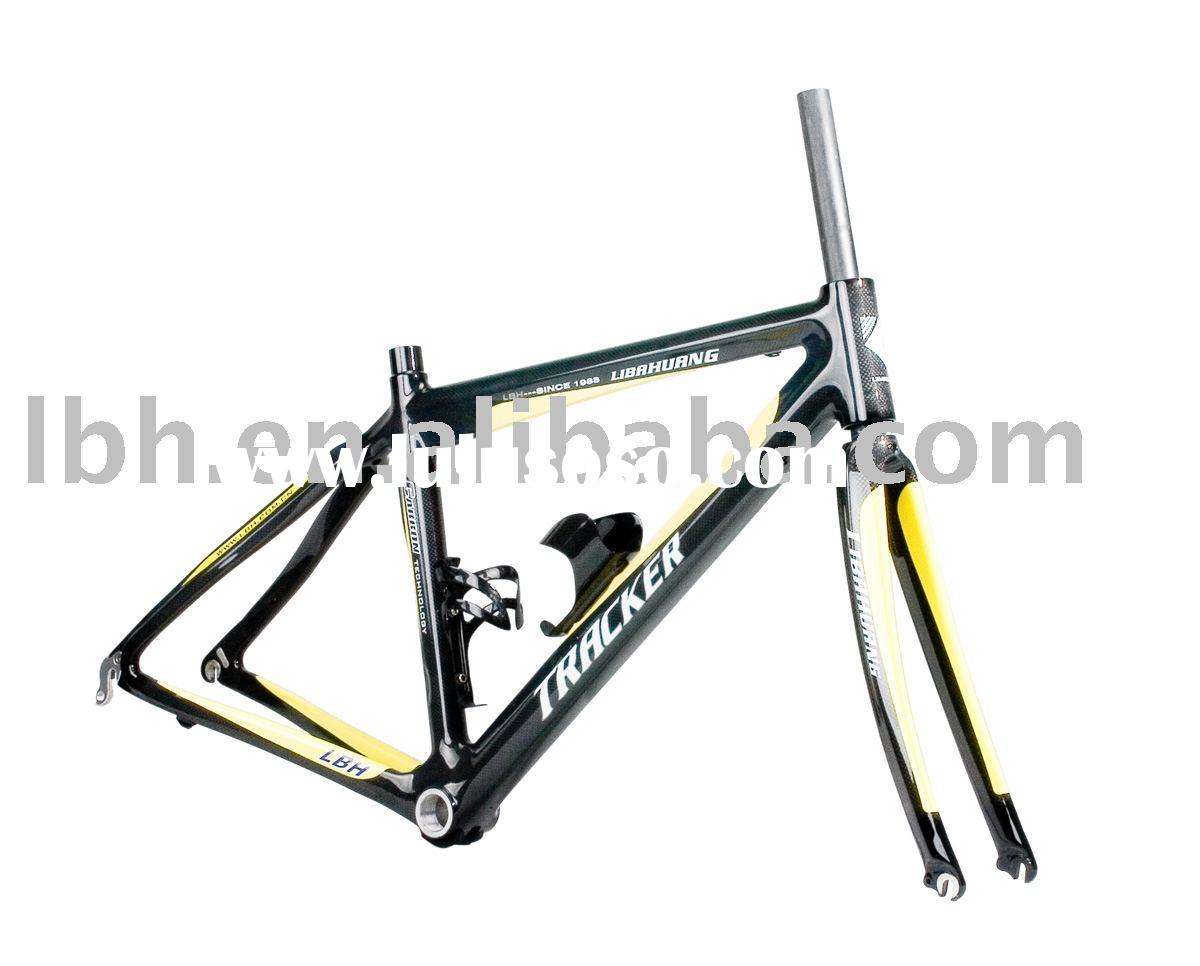 carbon fiber road bike frame