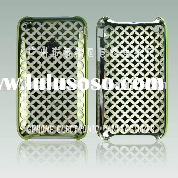 cell phone accessories: crystal case for iphone 3G