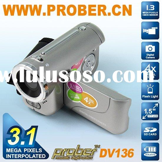 cheap DV digital handycam camcorder / HP video camera
