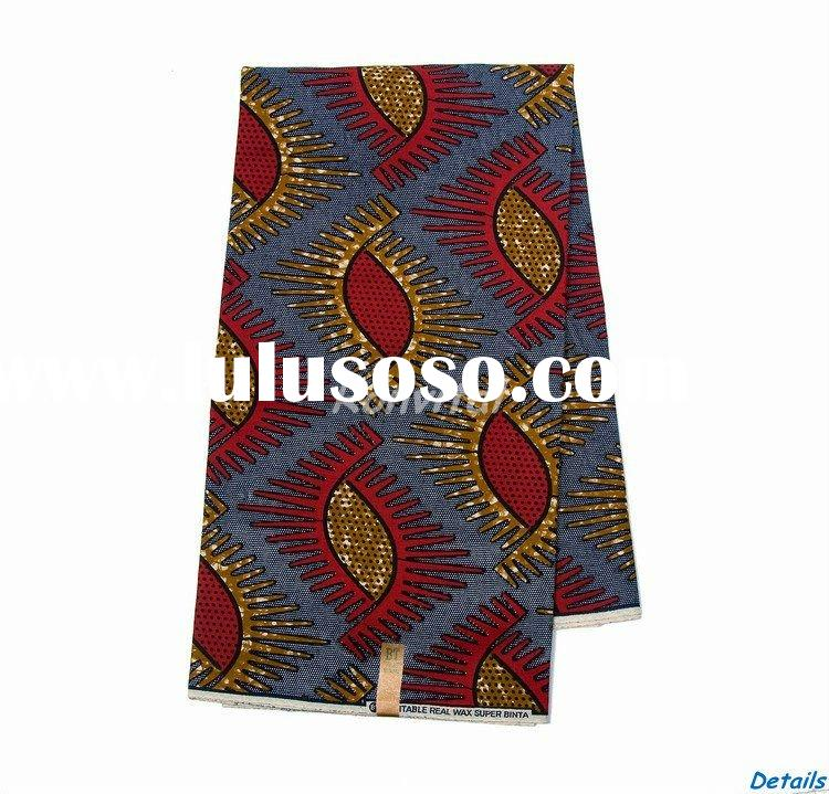 cheapest wholesale fashion 100% cotton veritable imitation wax prints african fabrics and textiles 0