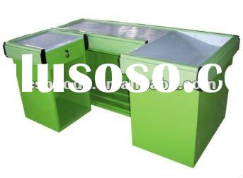 checkout counters for sale / supermarket checkout counter