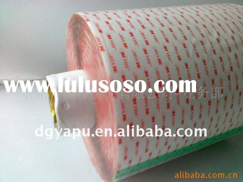 clear VHB double side adhesive 3M tape