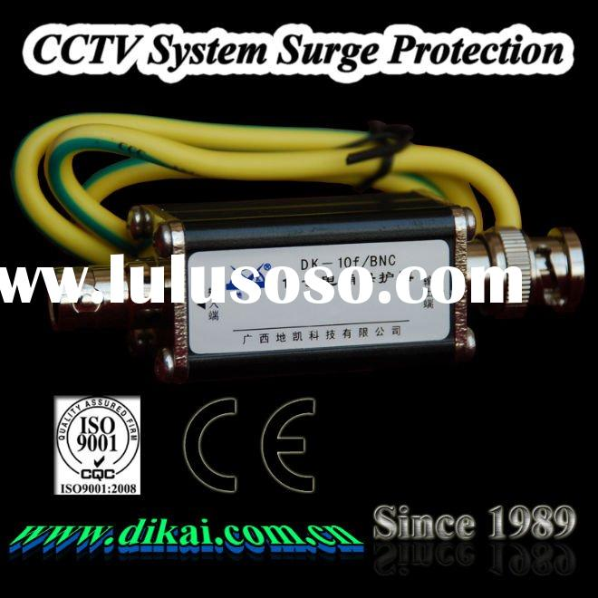 coaxial BNC-K/J SPD,CCTV video camera lightning protection