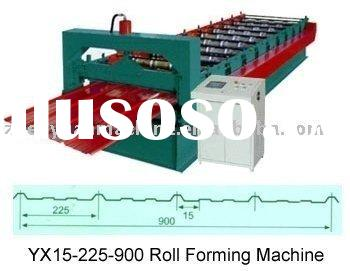 cold rolled forming machine,wall panel roll forming machine,metal sheet roller former $6000-30000USD