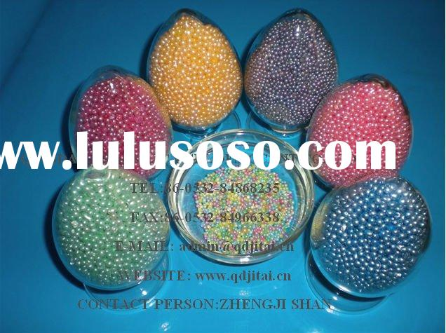 colored silica gel beads