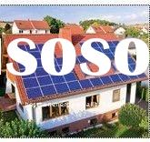 complete home solar power system 2.5kw