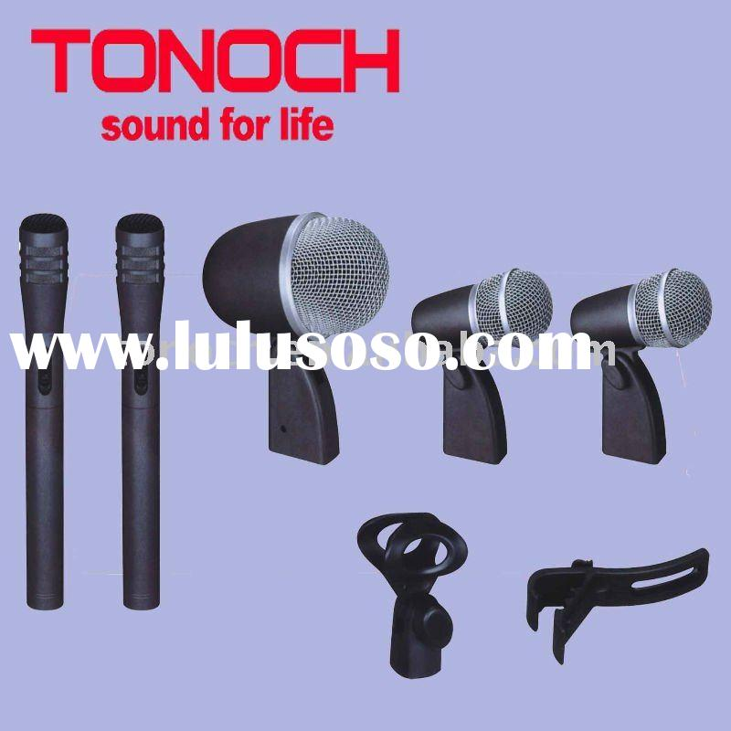 condenser microphone ,drum microphone for instrument