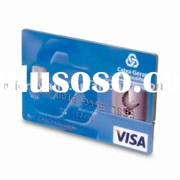 credit card usb flash memory disk 003