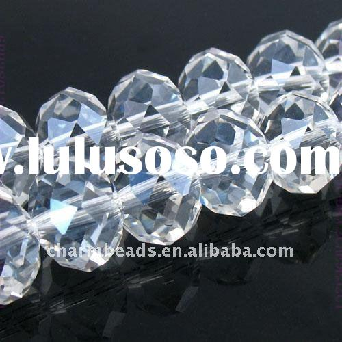 crystal loose beads crystal beads wedding table decorations