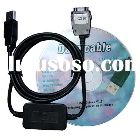 data cable,pc usb cable,USB cable for Sharp(GT-DC-USB-SHA GX10)