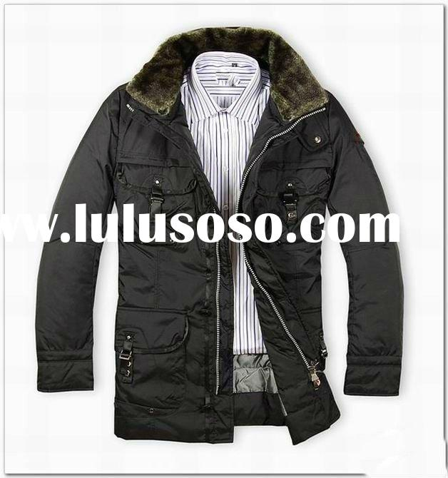 designer brand winter jackets for men