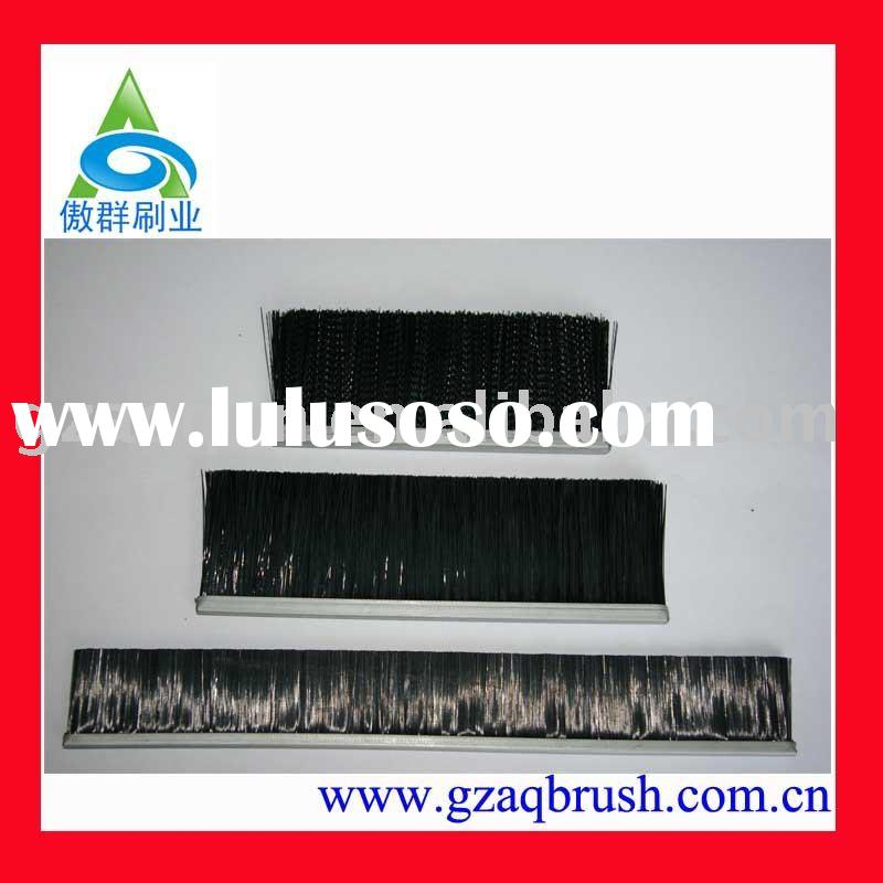door seal for revolving door (weather strip seal)