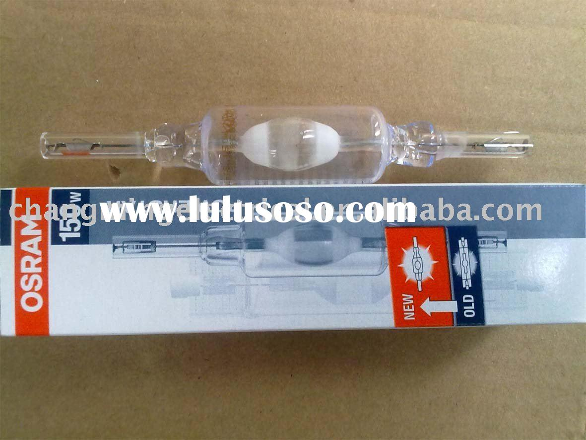 double ended 150w rx7s metal halide lamp