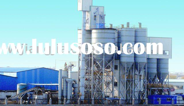 dry mortar mixing plant, dry mortar production line