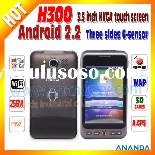 dual sim card phone Hero H300